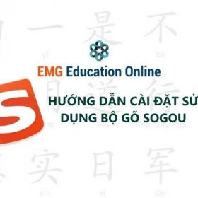 Hướng dẫn Download Cài đặt và Sử dụng Bộ gõ tiếng Trung Sogou