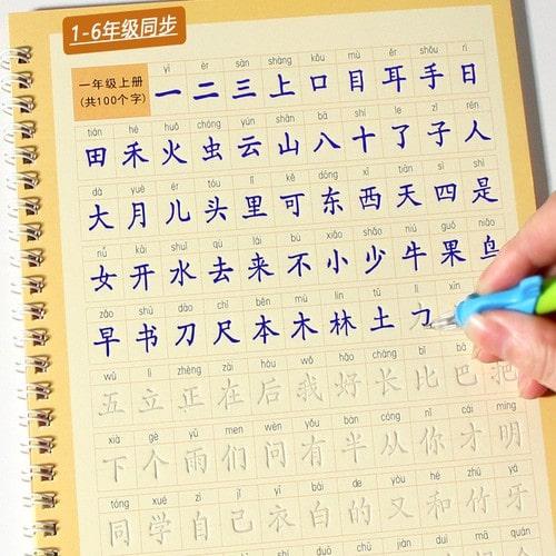 viết chữ hán đẹp